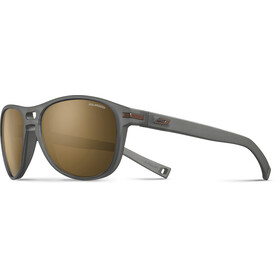 Julbo Galway Polarized 3 Lunettes de soleil, matt black/brown